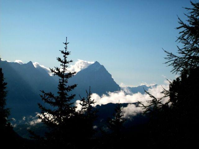 Zdjęcia: Dolomity, W promieniach sierpniowego słońca., WłOCHY
