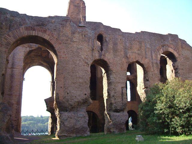 Zdjęcia: Rzym, Rzym, Rzym - dom Serwera - Palatyn, WłOCHY