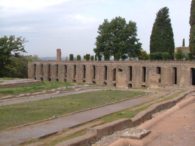 Zdjęcia: Tivoli, Rzym, Tivoli - stadion w willi Adriana, WłOCHY