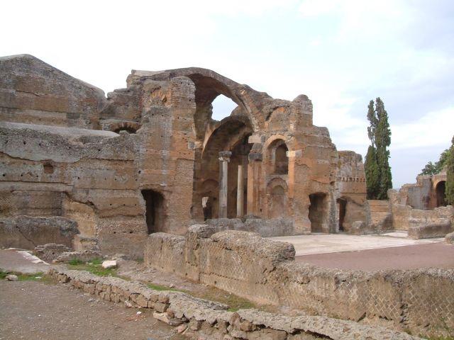 Zdjęcia: Tivoli, Rzym, Tivoli - w willi Adriana, WłOCHY