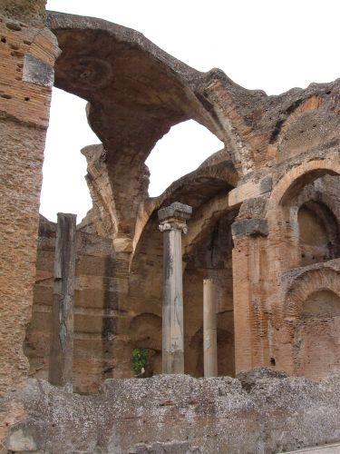 Zdjęcia: Tivoli, Rzym, Tivoli - willa Adriana, WłOCHY