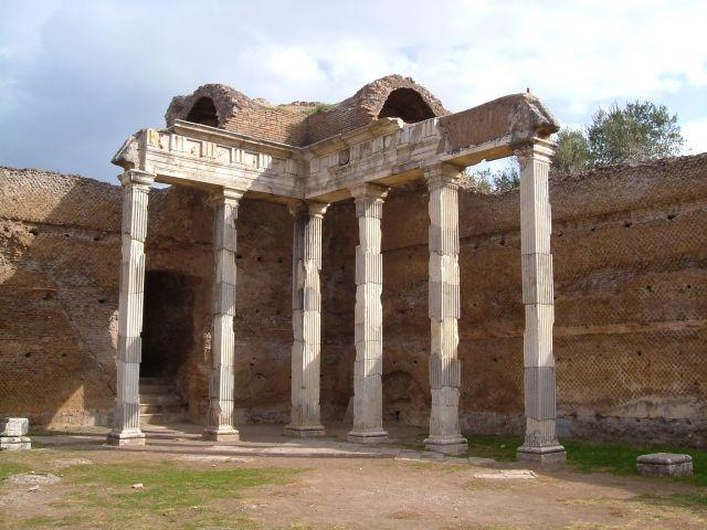 Zdjęcia: Tivoli, Rzym, Willa Adriana w Tivoli, WłOCHY