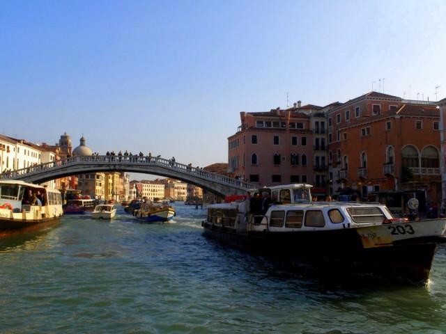 Zdjęcia: Wenecja, Wenecja Euganejska, Wenecja - miasto mostów, WłOCHY