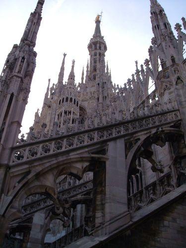 Zdjęcia: Mediolan, Mediolan, Mediolan katedra, WłOCHY