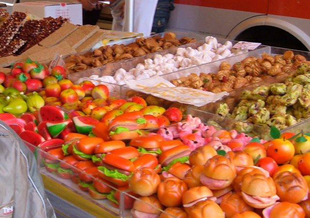 Zdjęcia: Mediolan, Mediolan, słodkości z Mediolanu, WłOCHY