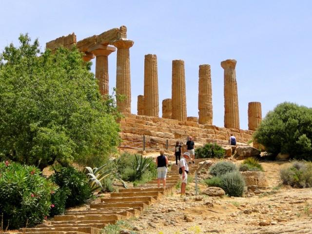 Zdjęcia: Agrigento, Sycylia, Z podróży po Sycylii - Agrigento (1), WłOCHY