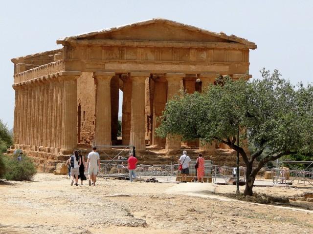 Zdjęcia: Agrigento, Sycylia, Z podróży po Sycylii - Agrigento (5), WłOCHY