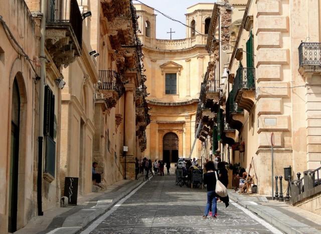 Zdjęcia: Noto, Sycylia, Z podróży po Sycylii - Noto (5), WłOCHY