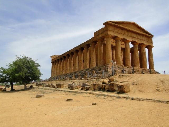 Zdjęcia: Agrigento, Sycylia, Z podróży po Sycylii - Agrigento (2), WłOCHY