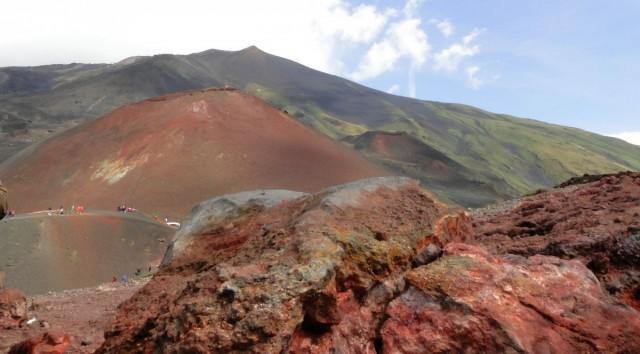 Zdjęcia: Etna., Sycylia, Z podróży po Sycylii (7), WłOCHY
