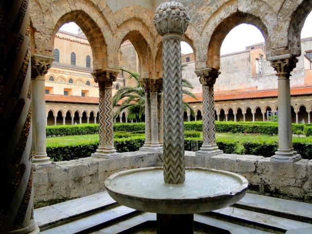 Zdjęcia: Monreale, Sycylia, Z podróży po Sycylii - Monreale (8), WłOCHY
