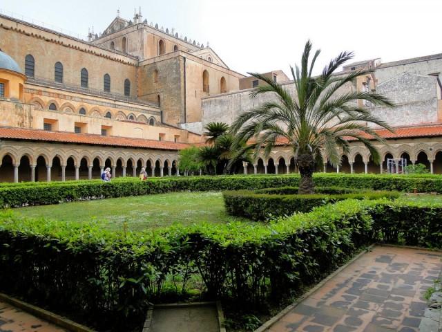 Zdjęcia: Monreale, Sycylia, Z podróży po Sycylii - Monreale (7), WłOCHY