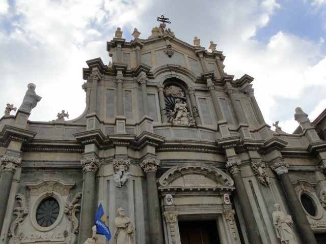 Zdjęcia: Katania, Sycylia, Z podróży po Sycylii - Katania (1), WłOCHY