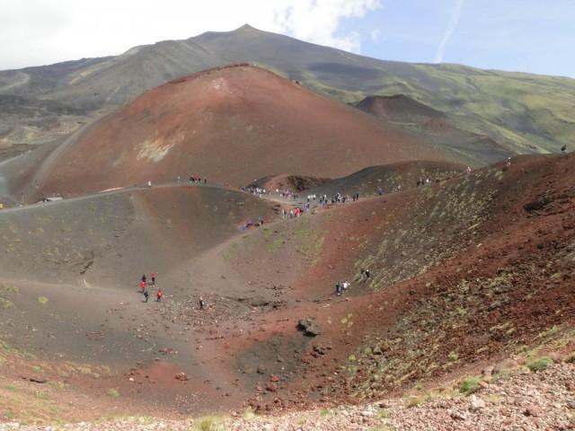 Zdjęcia: Etna, Sycylia, Z podróży po Sycylii (8), WłOCHY