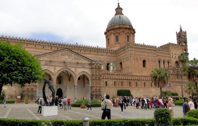 Zdjęcia: Palermo, Sycylia, Klimaty Palermo (1), WłOCHY