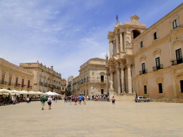 Zdjęcia: Syrakuzy, Sycylia, Z podróży po Sycylii - Syrakuzy (3), WłOCHY