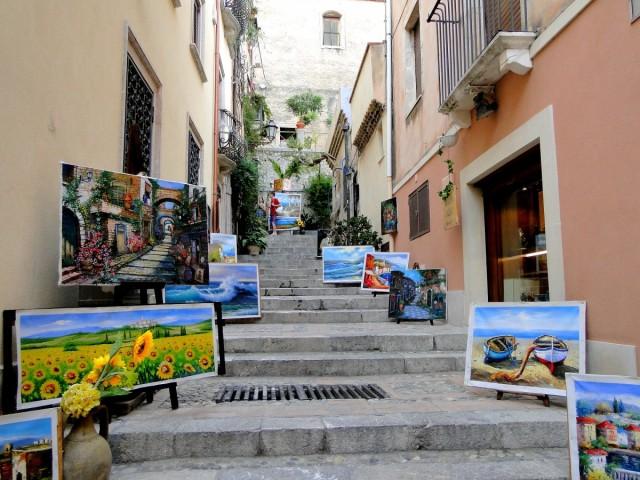 Zdjęcia: Taormina, Sycylia, Klimaty Taorminy (3), WłOCHY
