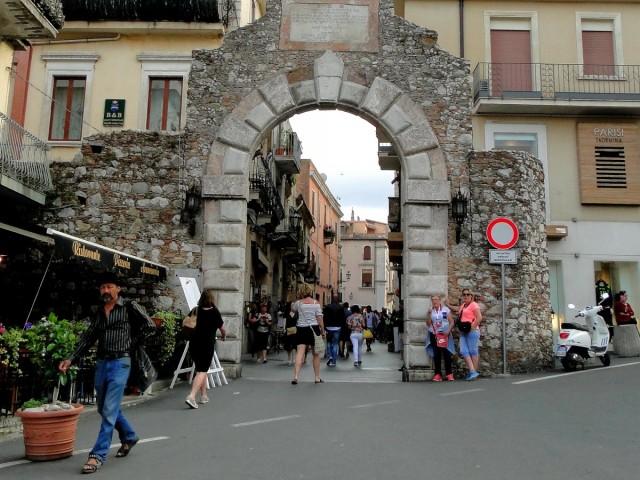 Zdjęcia: Taormina, Sycylia, Klimaty Taorminy (1), WłOCHY