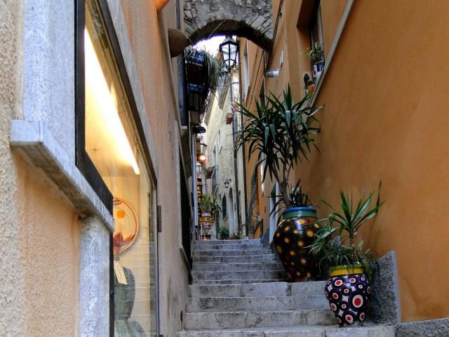 Zdjęcia: Taormina, Sycylia, Klimaty Taorminy (5), WłOCHY