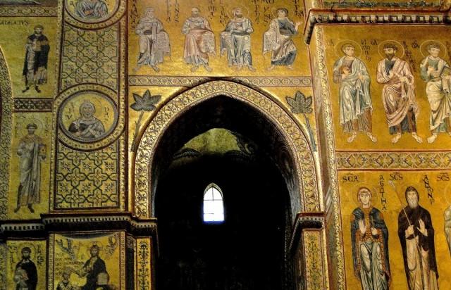 Zdjęcia: Monreale, Sycylia, Z podróży po Sycylii - Monreale (6), WłOCHY