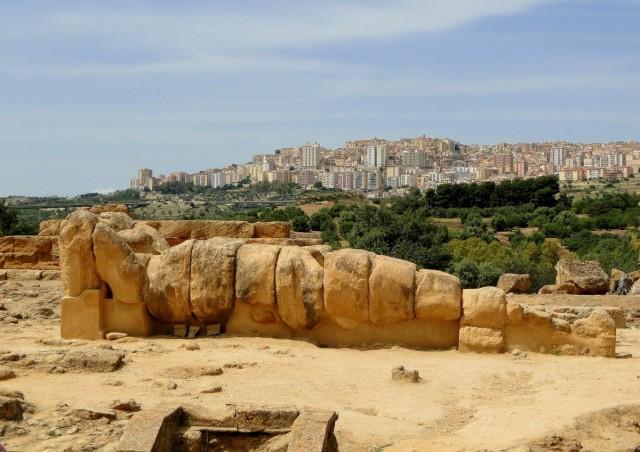Zdjęcia: Agrigento, Sycylia, Z podróży po Sycylii - Agrigento (7), WłOCHY