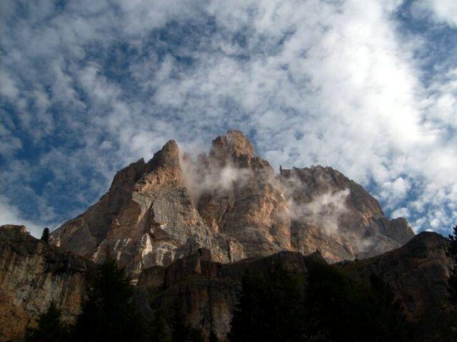 Zdjęcia: Dolomity, Tofana de Rozes., WłOCHY