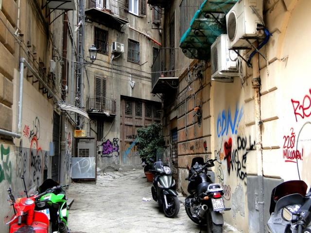 Zdjęcia: Palermo, Sycylia, Klimaty Palermo (13), WłOCHY