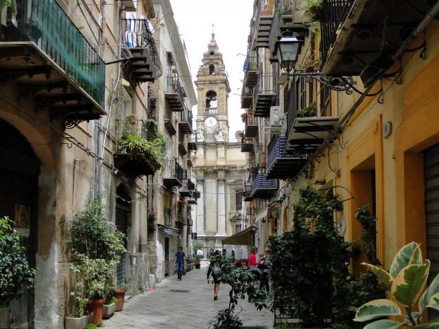 Zdjęcia: Palermo, Sycylia, Klimaty Palermo (14), WłOCHY