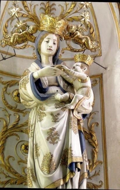 Zdjęcia: Palermo, Sycylia, Madonna z Palermo., WłOCHY