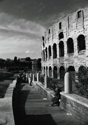 Zdjęcia: Rzym, Staruszka, WłOCHY