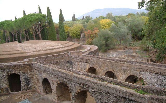 Zdjęcia: Tivoli, okolice Rzymu, i to ma 1800 lat, WłOCHY