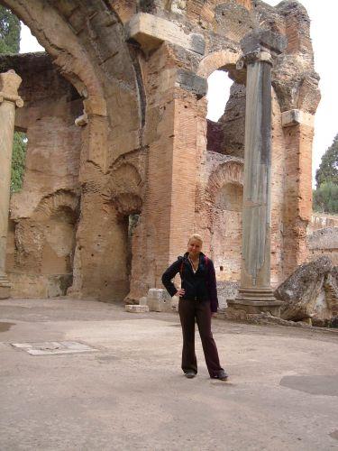 Zdj�cia: Tivoli, okolice Rzymu, klimat sprzed 1800 lat wdycha si� z powietrzem, W�OCHY
