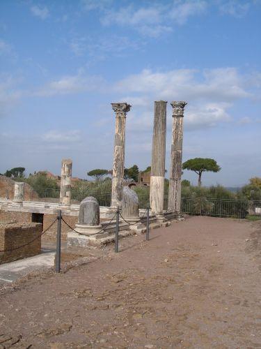 Zdjęcia: Tivoli, okolice Rzymu, Willa Adriana, WłOCHY