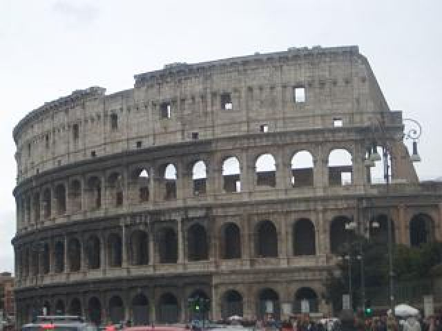 Zdj�cia: Rzym, Koloseum, W�OCHY