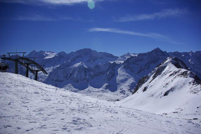 Zdj�cia: Corno D'Aola, Tonale, Dolomity1, W�OCHY