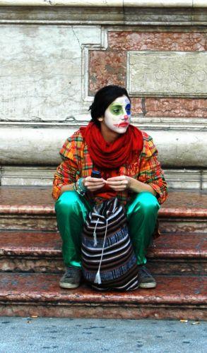 Zdjęcia: Wlochy, Bolonia, Miasto jest teatrem, WłOCHY