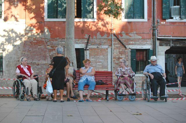Zdjęcia: Wenecja, Emilia Romana, Jesien w Wenecji, WłOCHY
