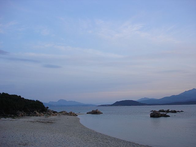 Zdjęcia: Zatoka Capriccoli, SARDYNIA, Zatoka Capriccoli, WłOCHY