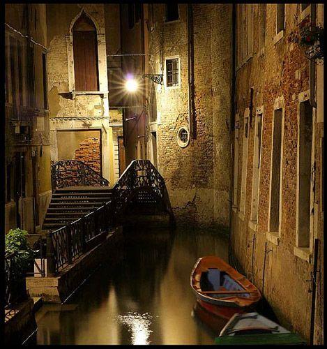 Zdjęcia: Wenecja, W zaciszu weneckich zakątków, WłOCHY