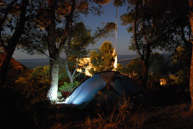 Zdjęcia: CASTELBUONO, SYCYLIA, Noc w Castelbuono, WłOCHY