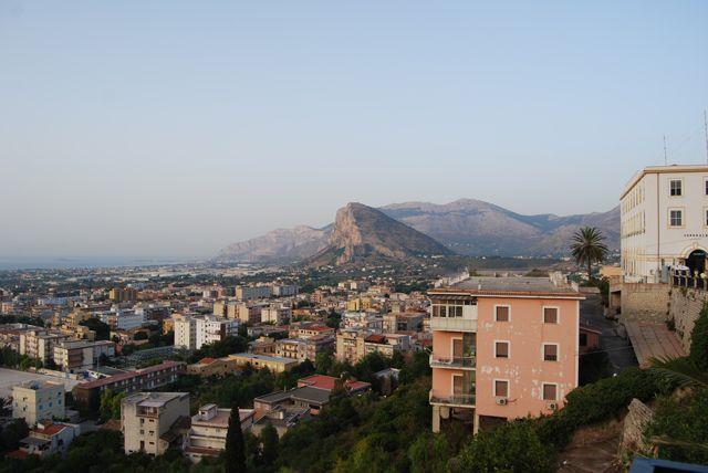 Zdj�cia: CARINI, SYCYLIA, Panorama Carini, W�OCHY