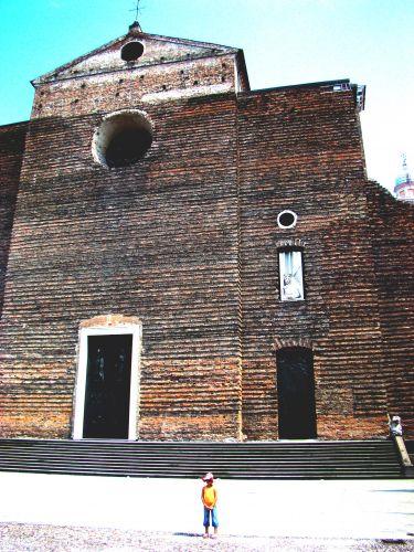 Zdjęcia: Padowa, Weneto, Katedra, WłOCHY