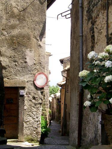 Zdjęcia: Bracciano, Lazio, Uliczka, WłOCHY