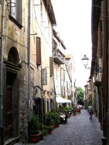 Zdjęcia: Bracciano, Lazio, Ulicyka, WłOCHY