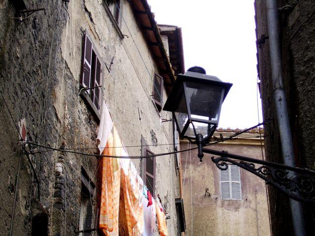 Zdj�cia: Bracciano, Lazio, Pranie, W�OCHY