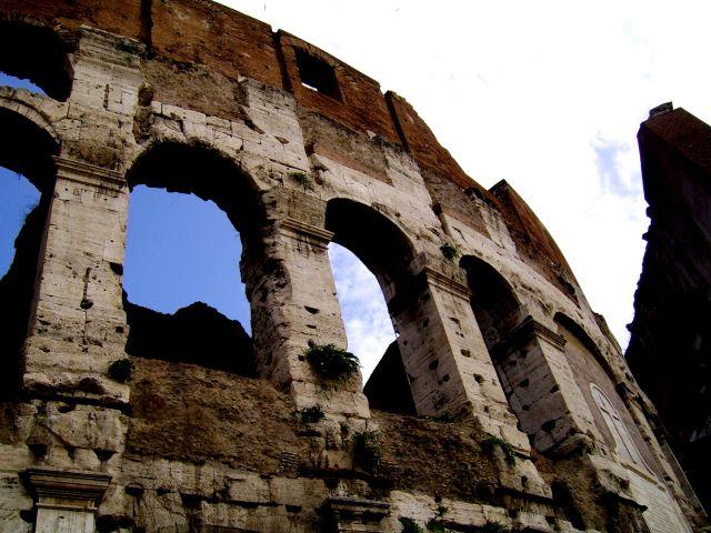 Zdj�cia: W�ochy, Lazio, coloseum, W�OCHY