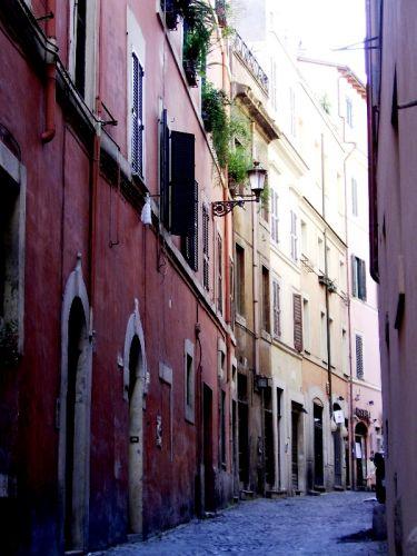 Zdjęcia: Rzym, Lazio, Rzymskie zaułki, WłOCHY