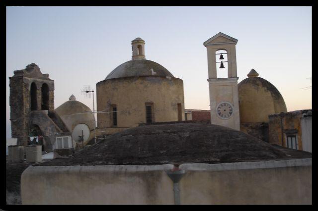 Zdjęcia: isola di procida, campania, na dachu.., WłOCHY