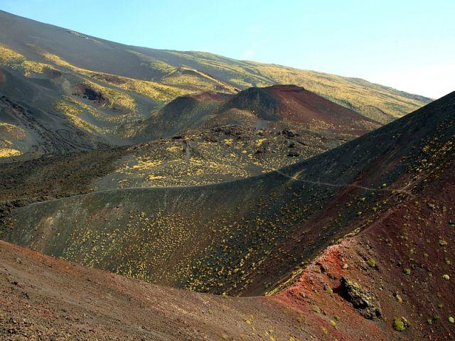 Zdjęcia: Sycylia, Etna, WłOCHY