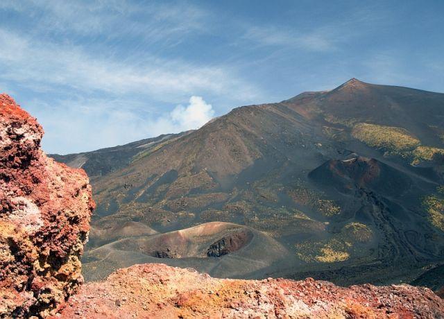 Zdj�cia: Sycylia, Etna, W�OCHY